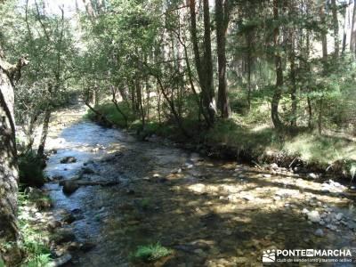 Pesquerías Reales y Fuentes de La Granja;grupos para hacer senderismo en madrid senderismo y excurs